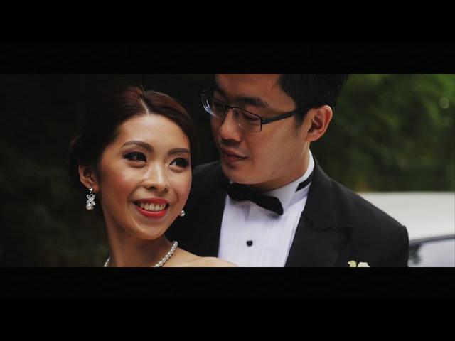 中國婚禮在城堡Karlstejn。 捷克共和國。布拉格 - Chinese wedding in Karlstejn Castle