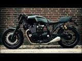 3. Yamaha Yard Built XJR1300 Skullmonkee