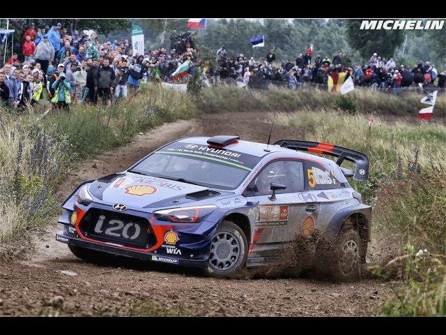 Michelin Motorsport - WRC 2017 - 08 ORLEN 74th Rally Poland, shakedown