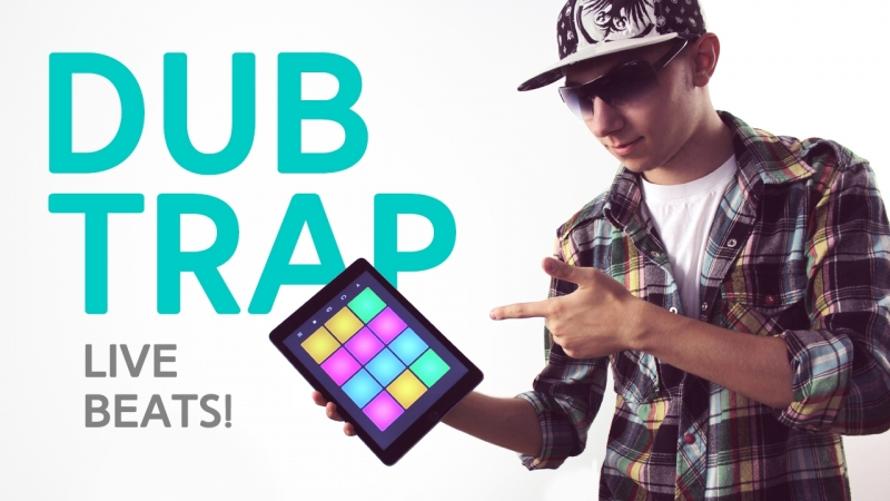 DubTrap - Soundpack by Phenom - Drum Pad Machine