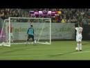 Финал, Испания - Россия, серия послематчевых пенальти, Евгений Шелаев 3-3