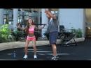 [EasyFitness] Денис Семенихин. Фитнес для девушек - Приседания. (002) [720p]