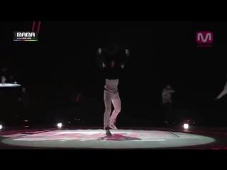 BTS J-Hope  Jimin Solo Dance Cut at MAMA 2014