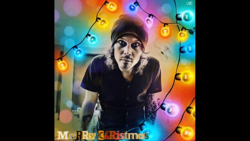 Ville Valo MerryChristmas 2017