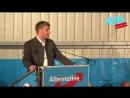 Andre Poggenburg Politischer Aschermittwoch der AfD in Pirna _ SOE _ Sachsen
