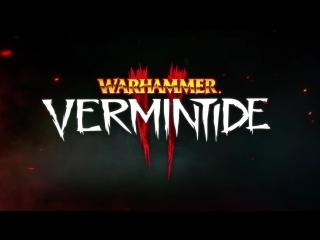 Warhammer Vermintide 2 – Трейлер игрового процесса