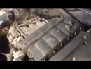 Mercedes-Benz S320 (W220) замена воздушного фильтра двигателя