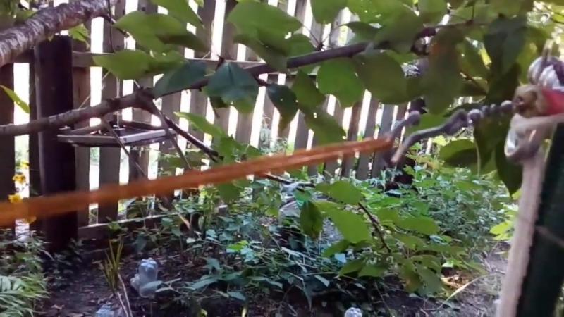 Как сделать крепкую веревку из пластиковой бутылки - How to make rope from plastic bottles diy (1)