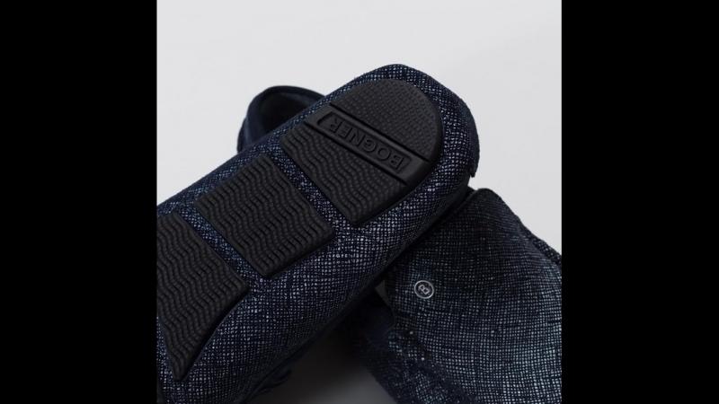 Ботинки матерчатые Bogner
