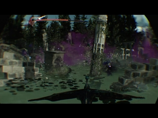 MONSTER OF THE DEEP_ FINAL FANTASY XV_volfa_unsettling_shadows