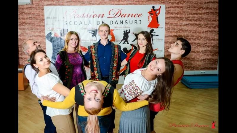 Passion Dance. Dansuri Populare pentru Maturi