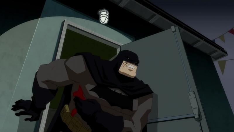 Бэтмен убивает Джокера.