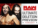 WWE Monday Night RAW 12.03.2018 - The Ultimate Deletion is set for next week