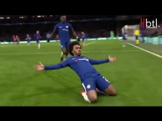 Willian vs Barcelona (20/02/2018)