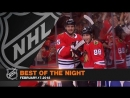 Murray, Blackhawks, Hamilton highlight best of the night