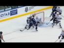 Первый гол Джека Скилли в КХЛ