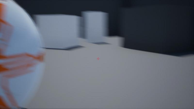 тест своей модели в Unreal Engine 4 | Blackink