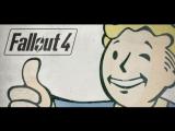 игра fallout 4 - Летний красочный пейзаж постапокалипсиса.
