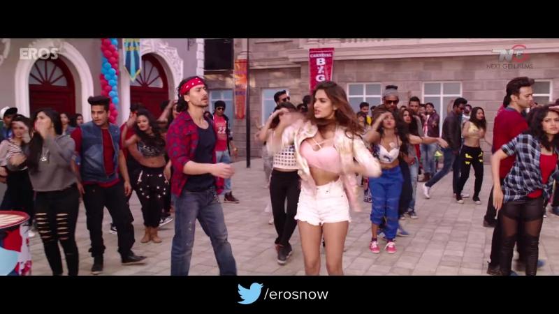 Ding Dang - Video Song Munna Michael Tiger Shroff Nidhhi Agerwal
