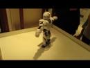Доча на выставке роботов Брест 2017