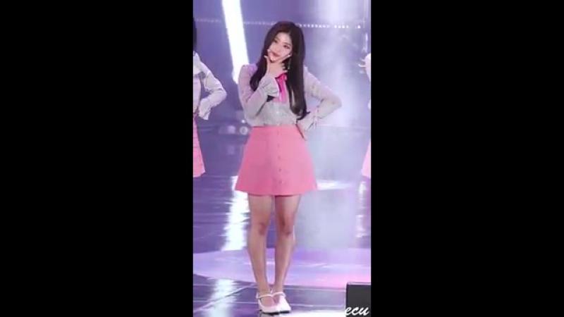 170617 구구단 (gugudan) 혜연 (Hyeyeon) 나 같은 애 (A Girl like me) _ 파크콘서트 in 대구 직캠 fancam