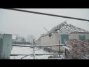 Національний корпус допомагає мешканцям Новолуганського відновлювати зруйновані домівки
