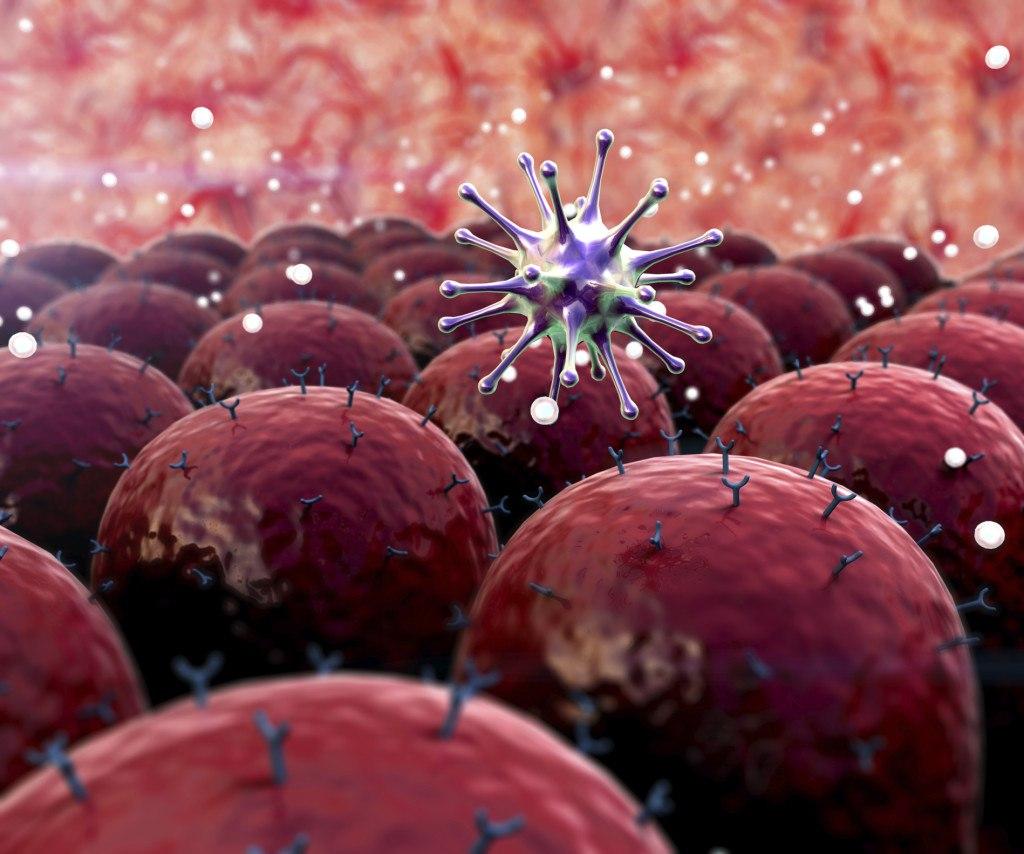 Нарушение иммунной системы