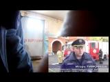Предвыборная агитация В пожарных частях