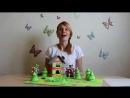 Сказка Теремок. Как слепить муху из пластилина. Видео для детей. Пузаврики