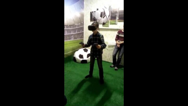 Виртуальная реальность лыжи, тайм-кафе Тетрис