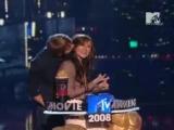 MTV Movie Awards 2008 - Best kiss Бриана Эвиган и Роберт Хоффман