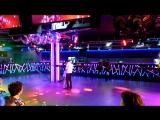 Выступление Синевой Любы и Елисеева Игоря на конкурсе талантов. Представляем Санкт-Петербург!