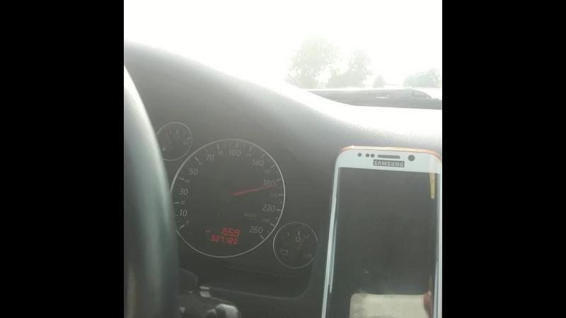 Ogre - Salaspils 215 km/h