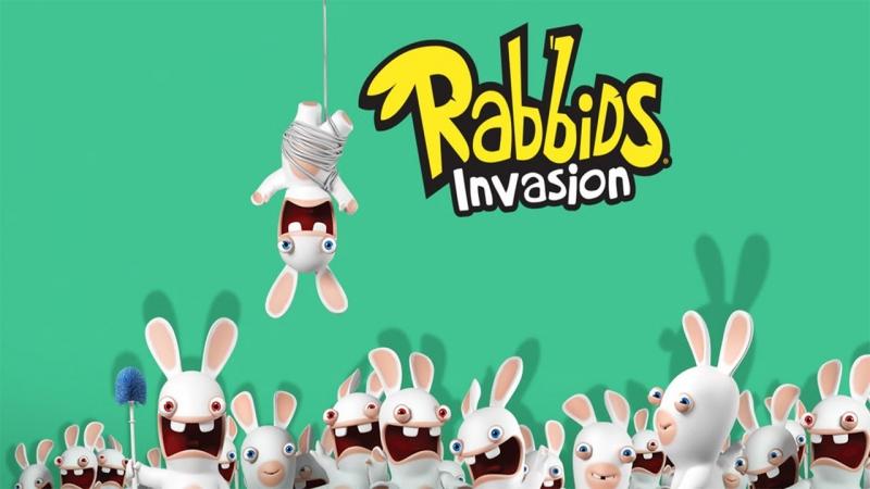 Rabbids Invasion)