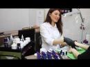 Мастер ногтевого сервиса Наталия Андрющенко концепт салон Нимфа Aveda