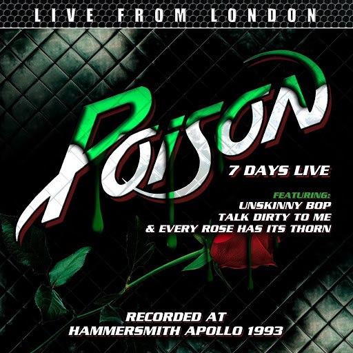 Poison альбом Seven Days Live