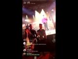 Demi on Jennifer Lopezs Instagram live (October 14)
