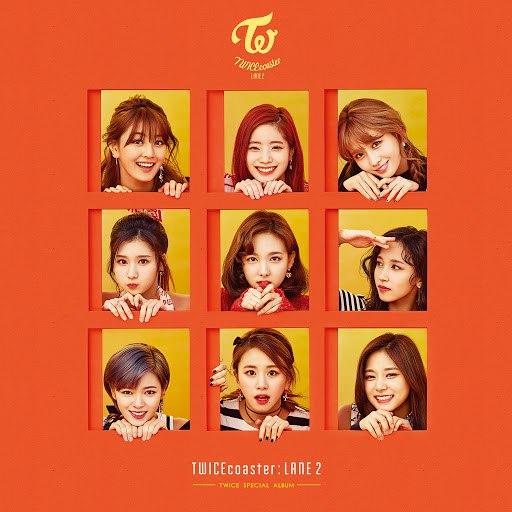 Twice альбом TWICEcoaster : LANE 2