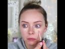 Оцени макияж с красными губами 💋