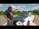 Злющий Lexus RCF