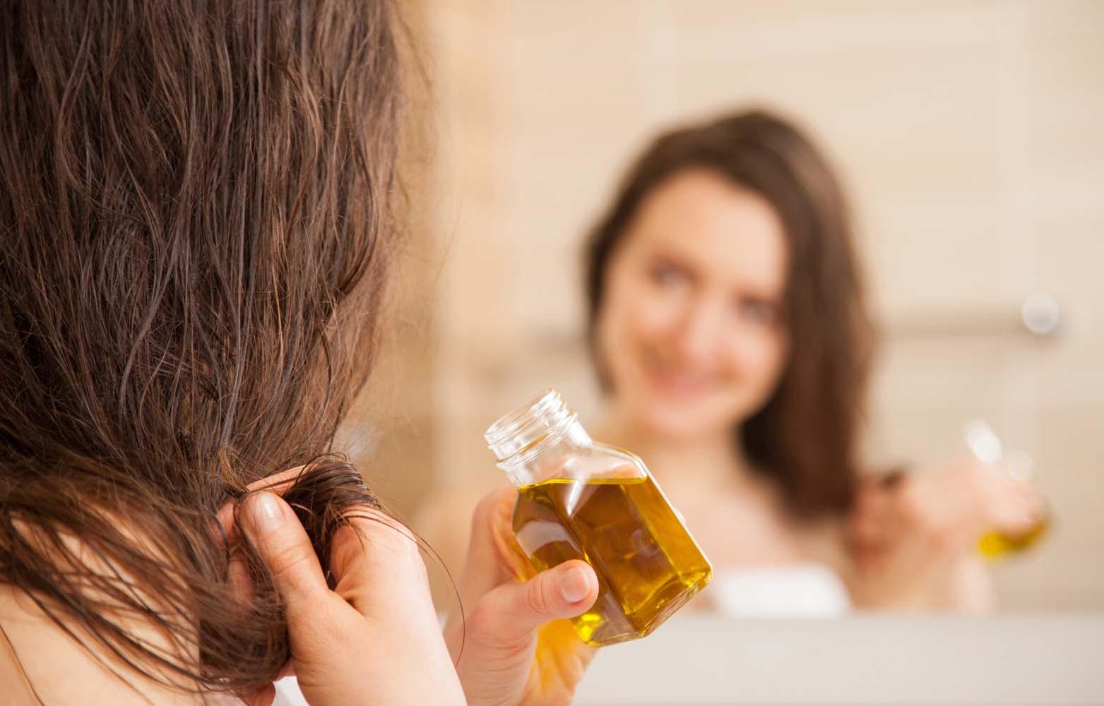Домашние рецепты косметики для волос
