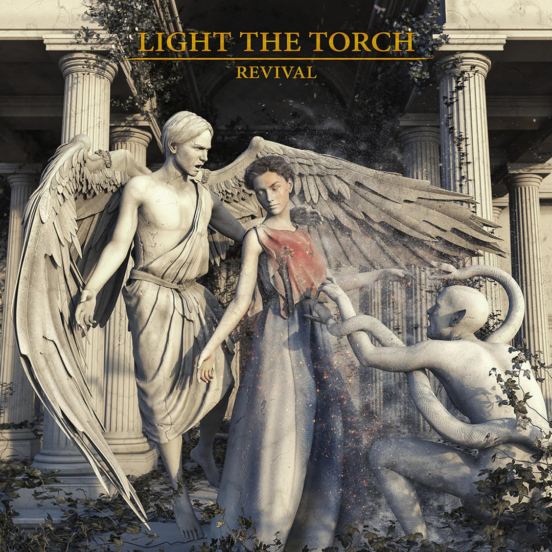 Light The Torch - Calm Before The Storm [Single] (2018)