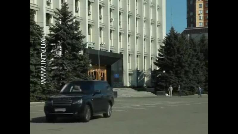 Тимошенко в Одессе, даёт распоряжение напасть 9 мая на ветеранов [04-03-2014]