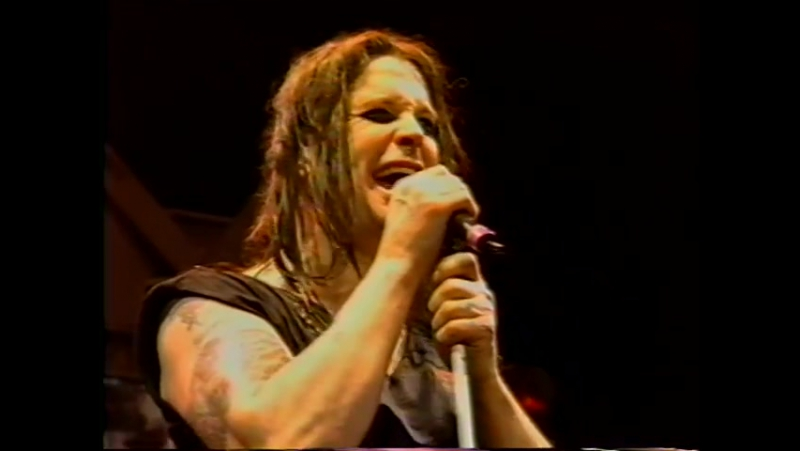 "Ozzy Osbourne - ""Perry Mason"" Live at Ozzfest 1996"