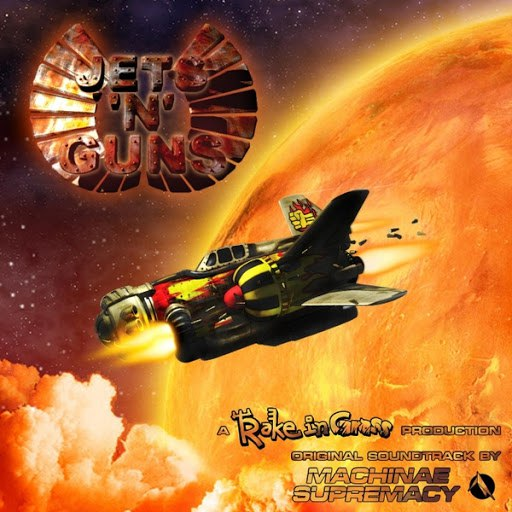 Machinae Supremacy альбом Jets 'n' Guns (Original Soundtrack)