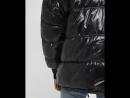 Black PVC jacket