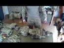 Состав необходимого военного снаряжения по эшелонам