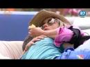 Flávia e Marcelo trocam beijo apaixonado após discutirem a relação