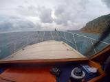 Мореходность, высокая прочность и надежность нашей яхты гарантируют Вам безопасный отдых в открытом море!!!