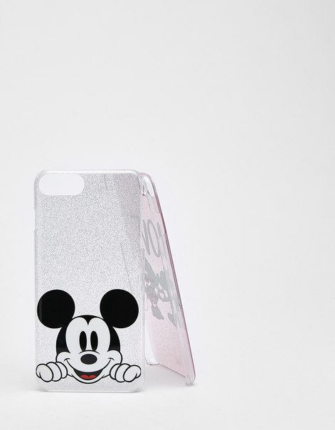 Набор из 2 чехлов «Микки-Маус» для iPhone 6plus/7plus/8plus